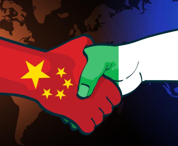 esportazione delle imprese innovative italiane nel mercato cinese