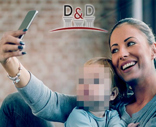 Bambini, privacy e foto online. Per i genitori divieto di fotografare i minori