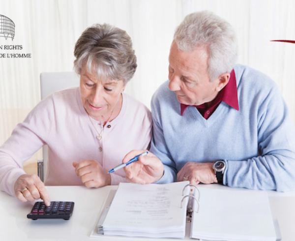 Aderisci al ricorso CEDU - Class Action rivalutazione pensioni