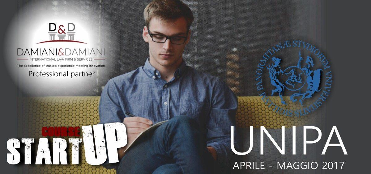Startup course UNIPA: Damiani&Damiani Professional Partner