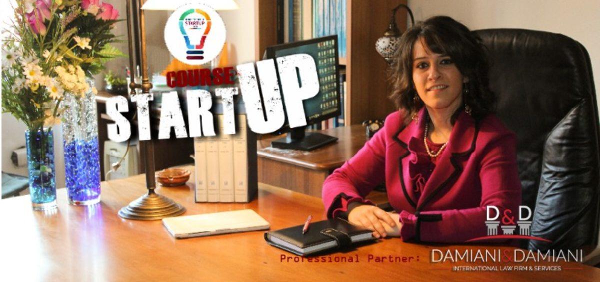 DAMIANI & DAMIANI premia il miglior studente di startup course UNIPA