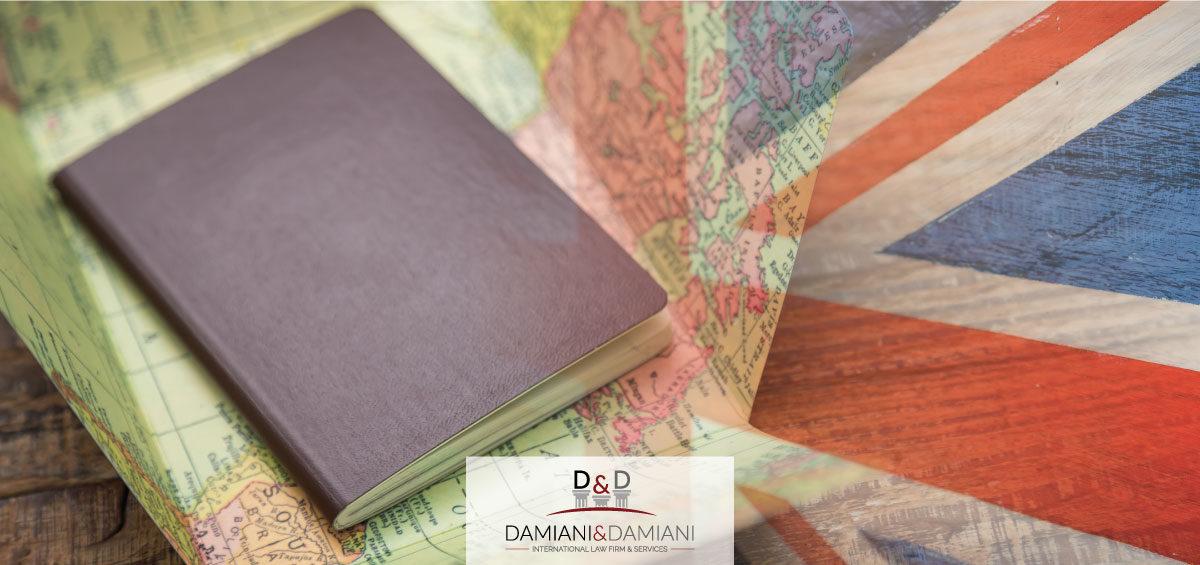 Enter the United Kingdom: Family Visa