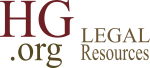 Logo hg International Law Firm