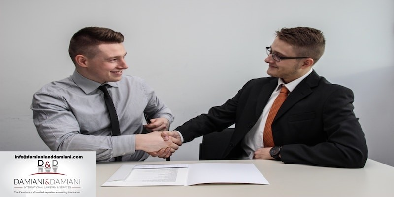 Here is what happens with the assignment of contract assignment contract